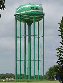 Luling Water Tower