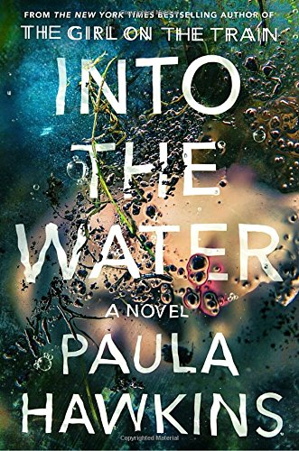 Into the Water book cover image