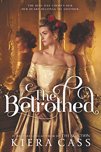 The New Betrothed   - Book Cover Image