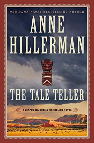 The Tale Teller  - Book Cover Image