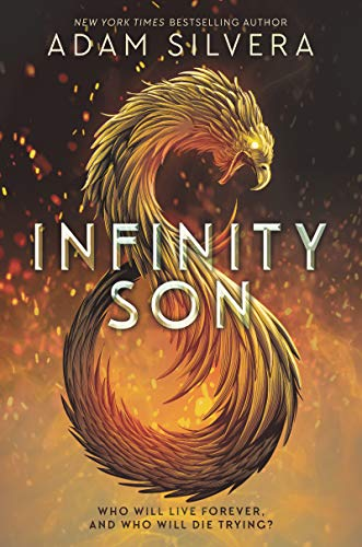 Infinity Son   - Book Cover Image