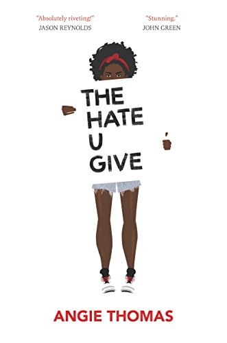The Hate U Give   - Book Cover Image