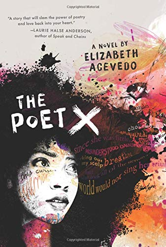 The Poet X   - Book Cover Image