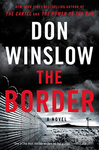 The Border  book cover image