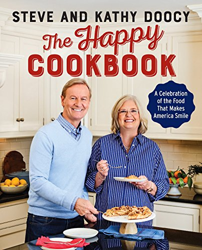 The Happy  Cookbook  - Book Cover Image