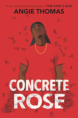 Concrete Rose   - Book Cover Image