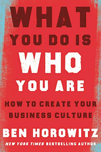 What You Do Is Who You Are  - Book Cover Image