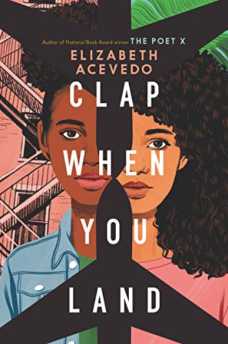 Clap When You Land   - Book Cover Image