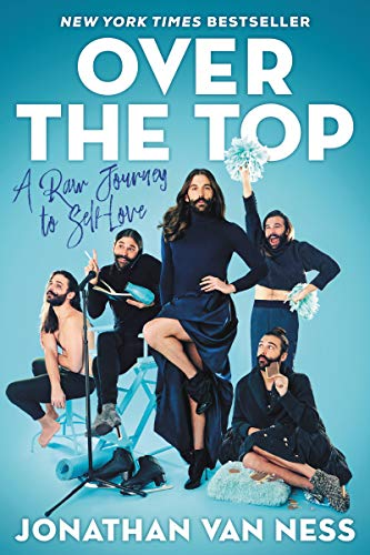 Over The Top  - Book Cover Image