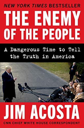 The Enemy of the People  - Book Cover Image