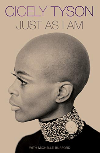 Just As I Am  - Book Cover Image