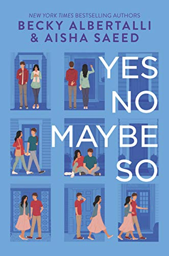 Yes No Maybe So   - Book Cover Image