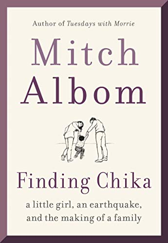 Finding Chika  - Book Cover Image