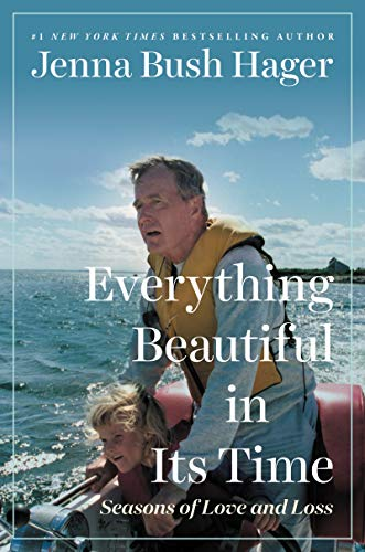 Everything Beautiful In Its Time  - Book Cover Image