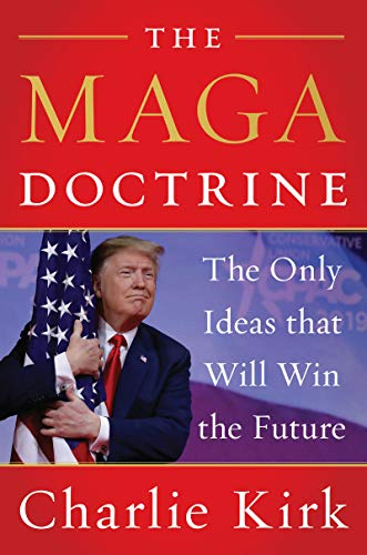 The Maga Doctrine  - Book Cover Image