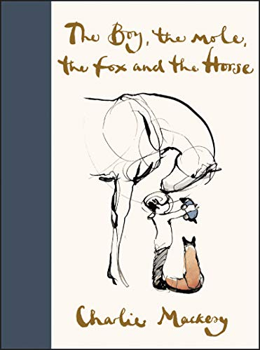 The Boy, the Mole, the Fox and the Horse  - Book Cover Image