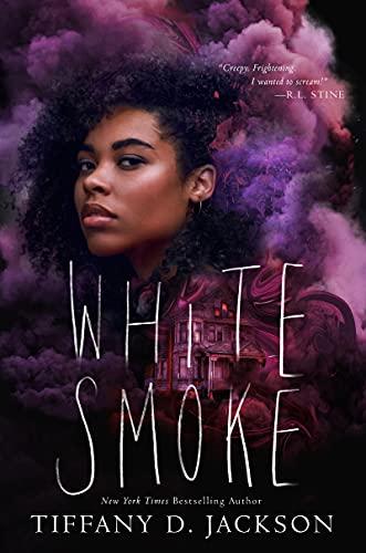 White Smoke   - Book Cover Image