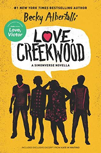 Love, Creekwood   - Book Cover Image
