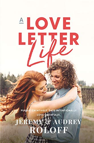 A Love Letter Life  - Book Cover Image