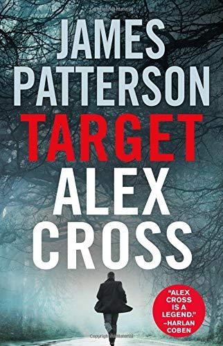 Target:  Alex Cross  book cover image