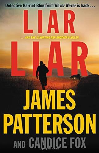 Liar Liar  - Book Cover Image