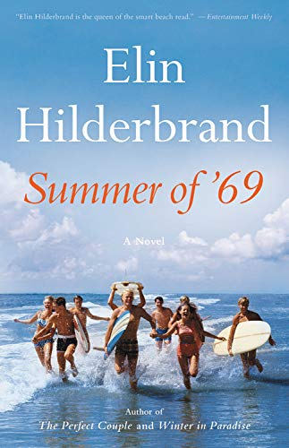 Summer of '69  - Book Cover Image