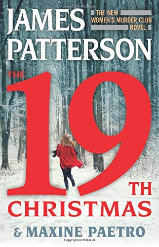 The 19th Christmas  - Book Cover Image