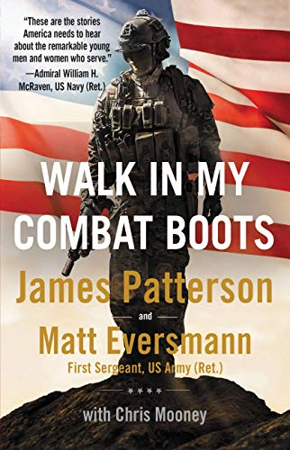 Walk In My Combat Boots  - Book Cover Image