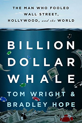Billion Dollar Whale  - Book Cover Image