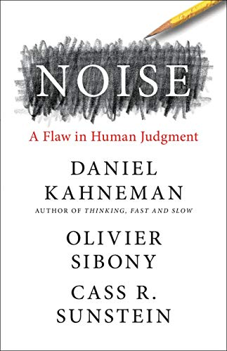 Noise  - Book Cover Image