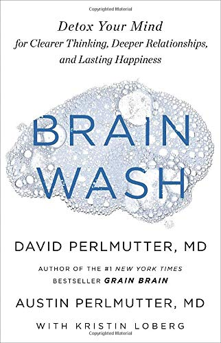 Brain Wash  - Book Cover Image