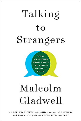 Talking to Strangers  - Book Cover Image