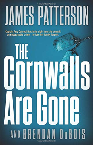 The Cornwalls Are Gone  - Book Cover Image