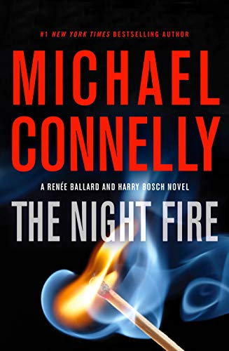 The Night Fire  - Book Cover Image