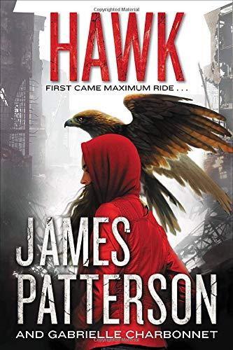Hawk   - Book Cover Image