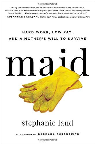 Maid  - Book Cover Image