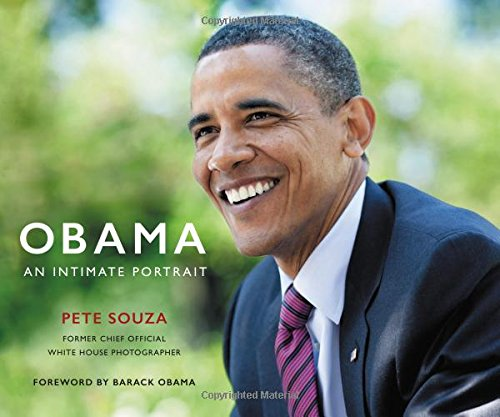 Obama: An Intimate Portrait - Book Cover Image