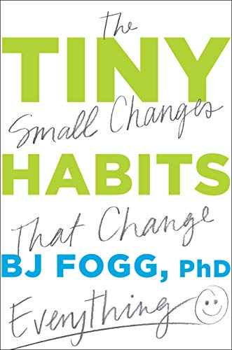Tiny Habits  - Book Cover Image