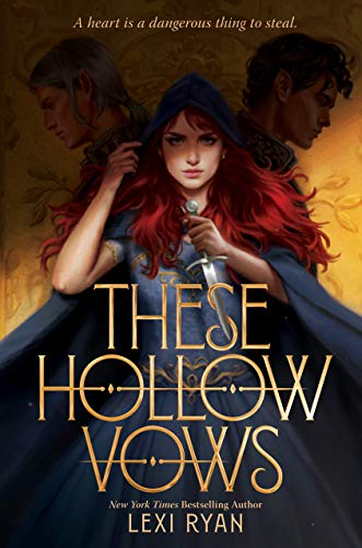 These Hollow Vows   - Book Cover Image