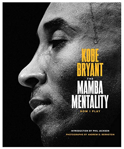 The Mamba Mentality  - Book Cover Image