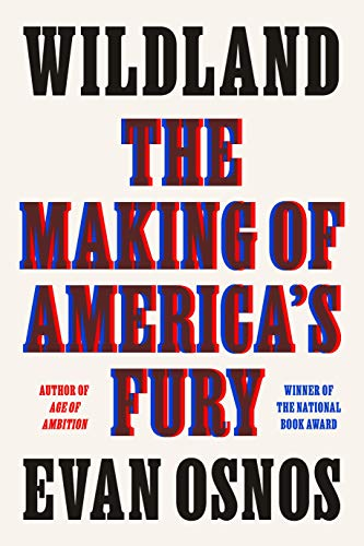 Wildland:  The Making of America's Fury - Book Cover Image