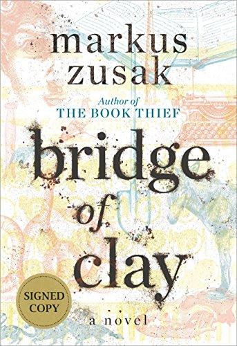 Bridge of Clay   - Book Cover Image