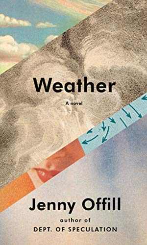 Weather  - Book Cover Image