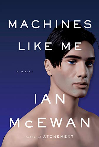 Machines Like Me  book cover image