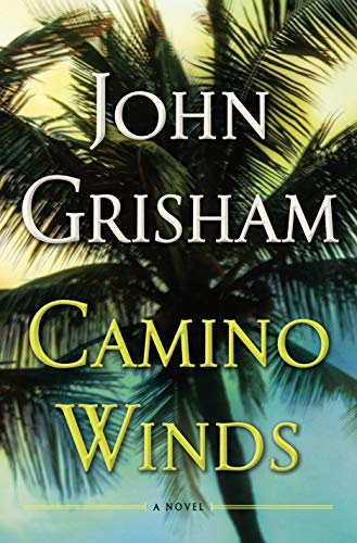 Camino  Winds  - Book Cover Image