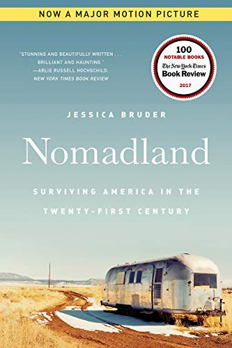 Nomadland  - Book Cover Image