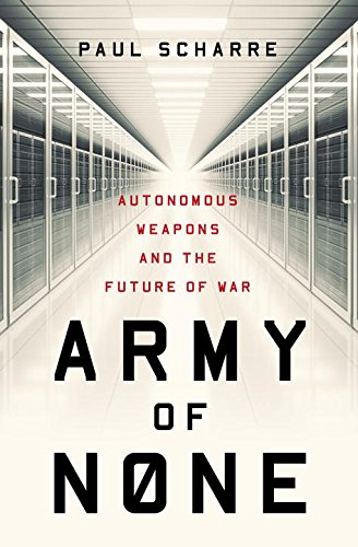 Army of None book cover image