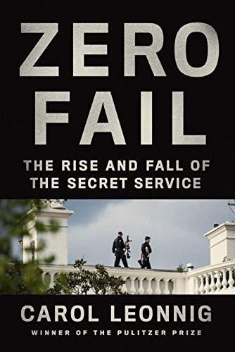 Zero Fail  - Book Cover Image