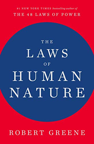 The Laws of Human Nature  - Book Cover Image