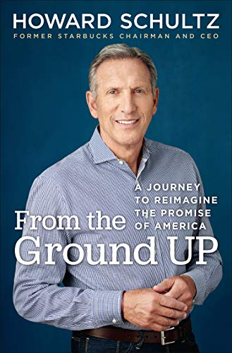 From the Ground Up  - Book Cover Image